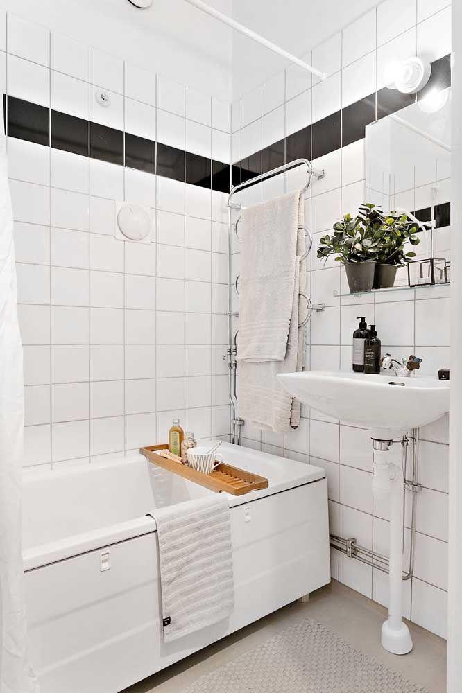 image19-7   Вдохновляющие идеи для маленьких ванных комнат