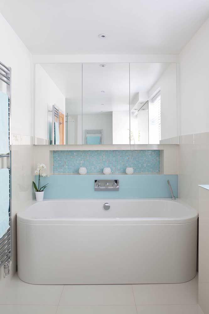 image20-7   Вдохновляющие идеи для маленьких ванных комнат