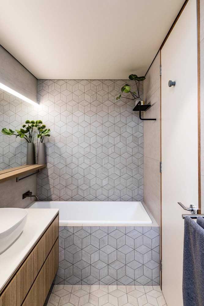 image23-7   Вдохновляющие идеи для маленьких ванных комнат