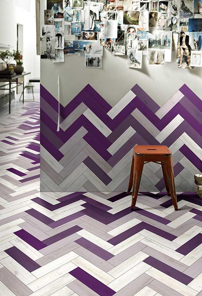 image13-9   Фиолетовый в интерьере: 60 идей, как и с чем сочетать