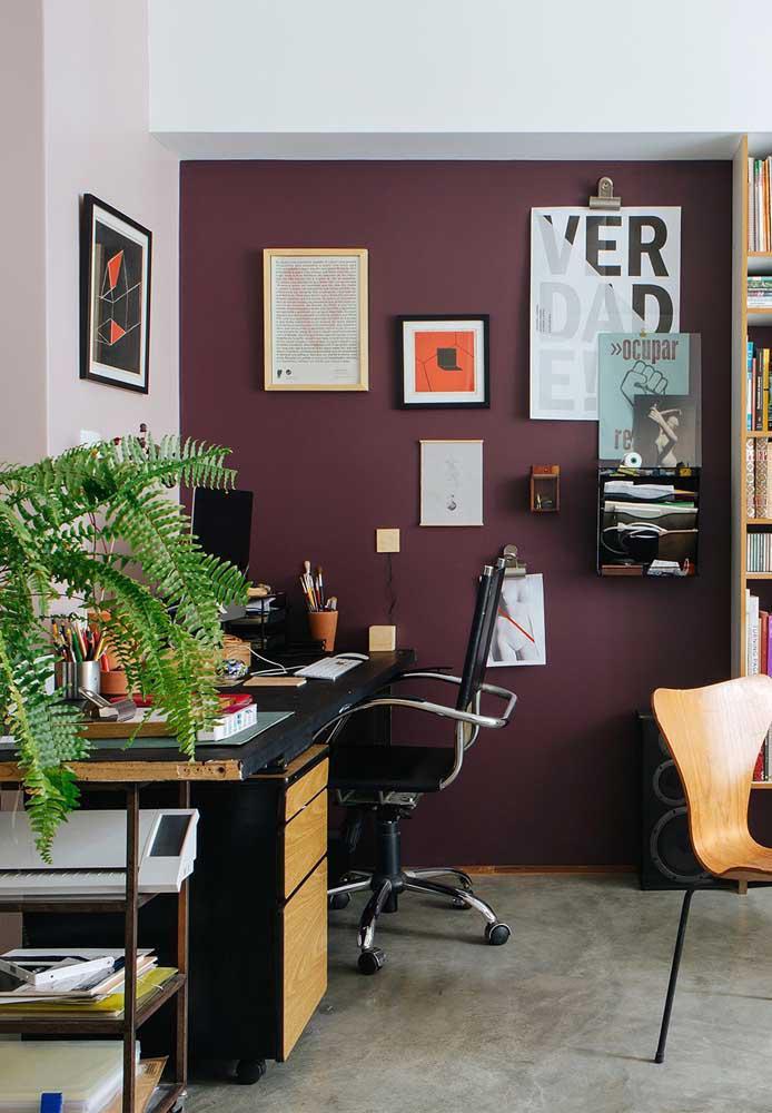 image17-5   Фиолетовый в интерьере: 60 идей, как и с чем сочетать