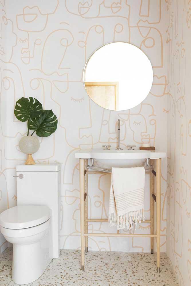 image17-7 | 60 идей обоев в туалет