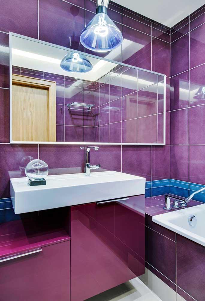 image21-4   Фиолетовый в интерьере: 60 идей, как и с чем сочетать