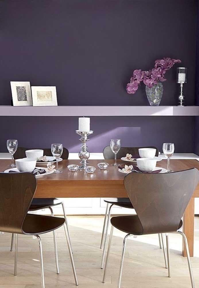 image23-4   Фиолетовый в интерьере: 60 идей, как и с чем сочетать