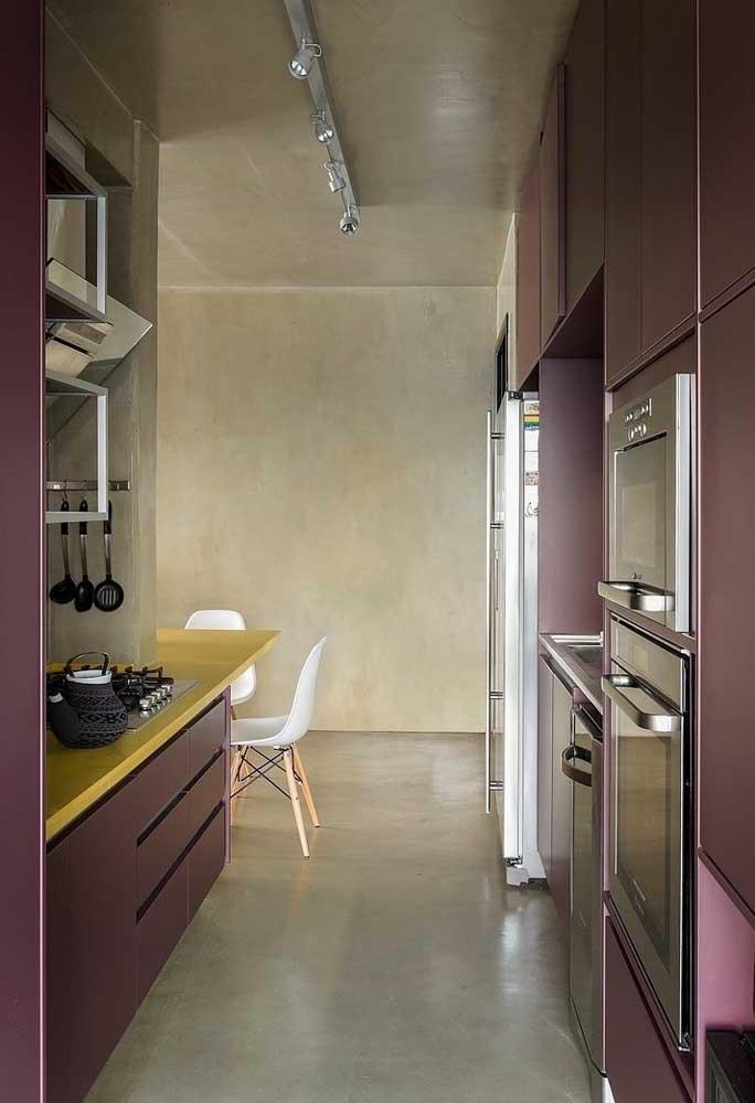 image25-4   Фиолетовый в интерьере: 60 идей, как и с чем сочетать