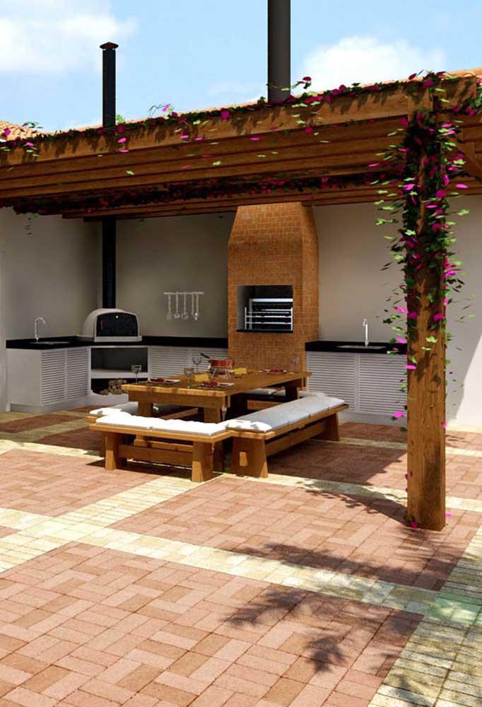 image25-5 | Мангал, гриль, печь, барбекю: 60 идей для вашего загородного дома