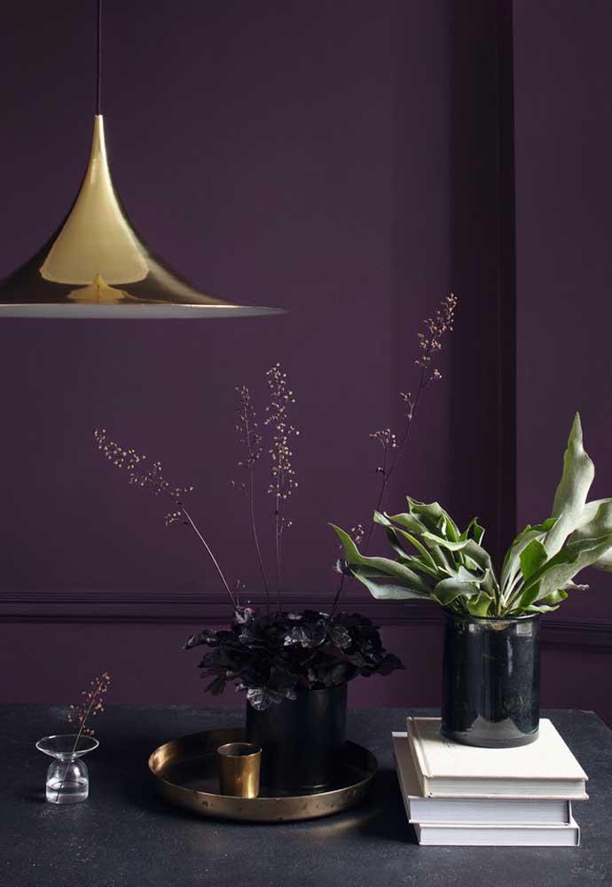 image27-4   Фиолетовый в интерьере: 60 идей, как и с чем сочетать