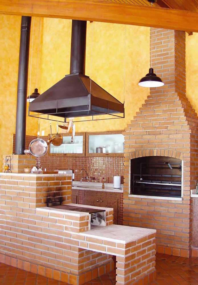 image29-5 | Мангал, гриль, печь, барбекю: 60 идей для вашего загородного дома
