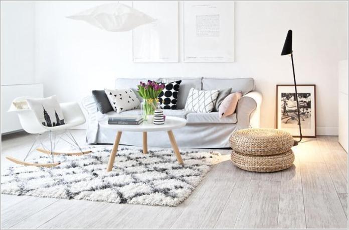 image3 | Как украсить дом плетеными пуфиками