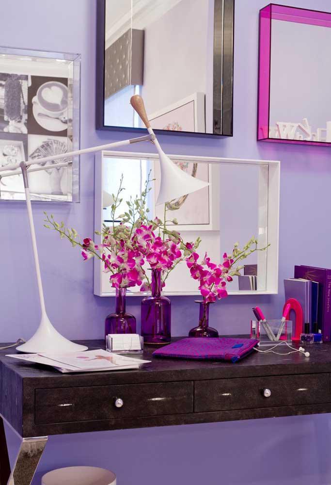 image35-4   Фиолетовый в интерьере: 60 идей, как и с чем сочетать