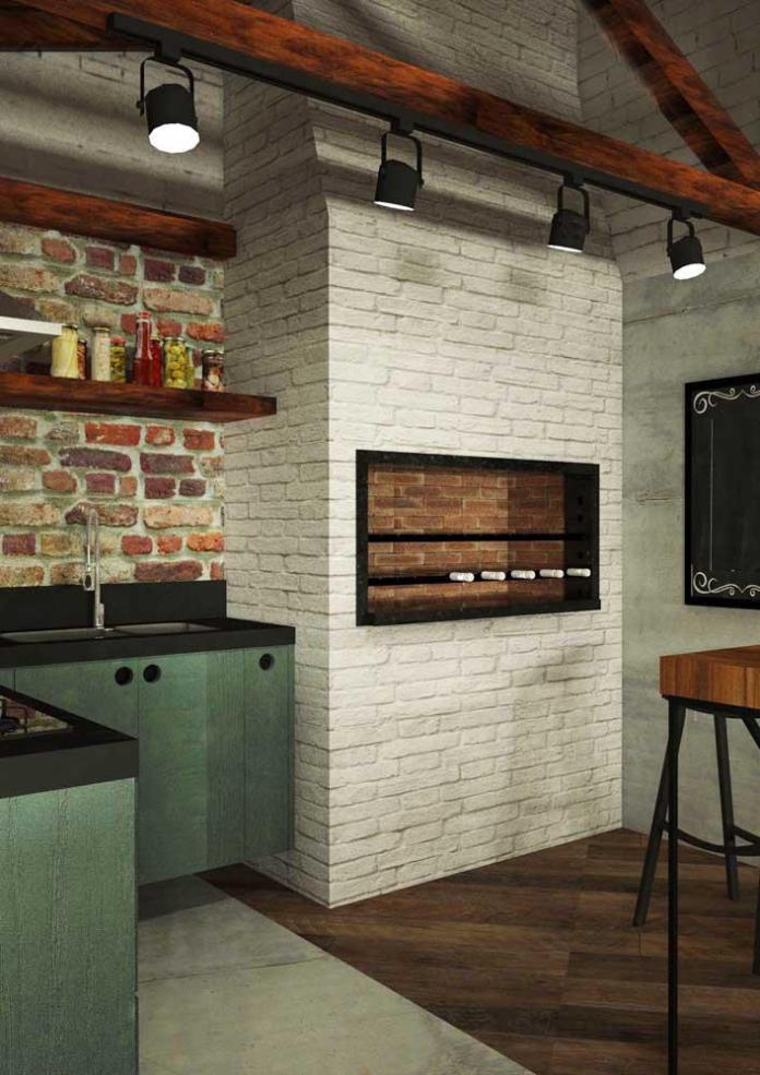 image36-5 | Мангал, гриль, печь, барбекю: 60 идей для вашего загородного дома