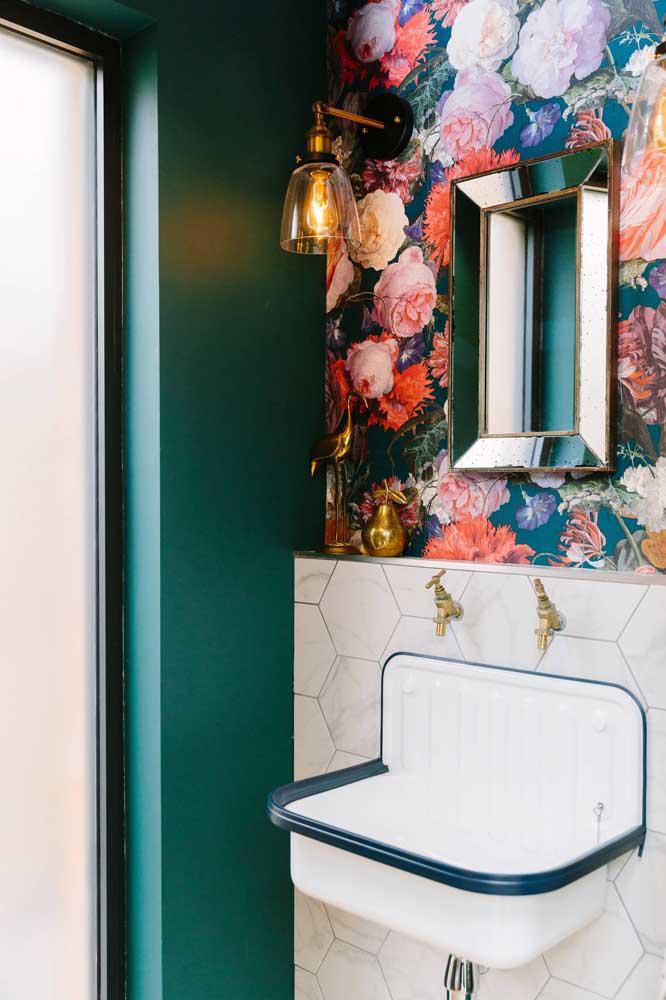 image48-5 | 60 идей обоев в туалет