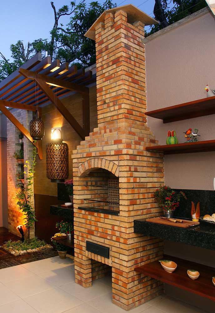 image53-3 | Мангал, гриль, печь, барбекю: 60 идей для вашего загородного дома