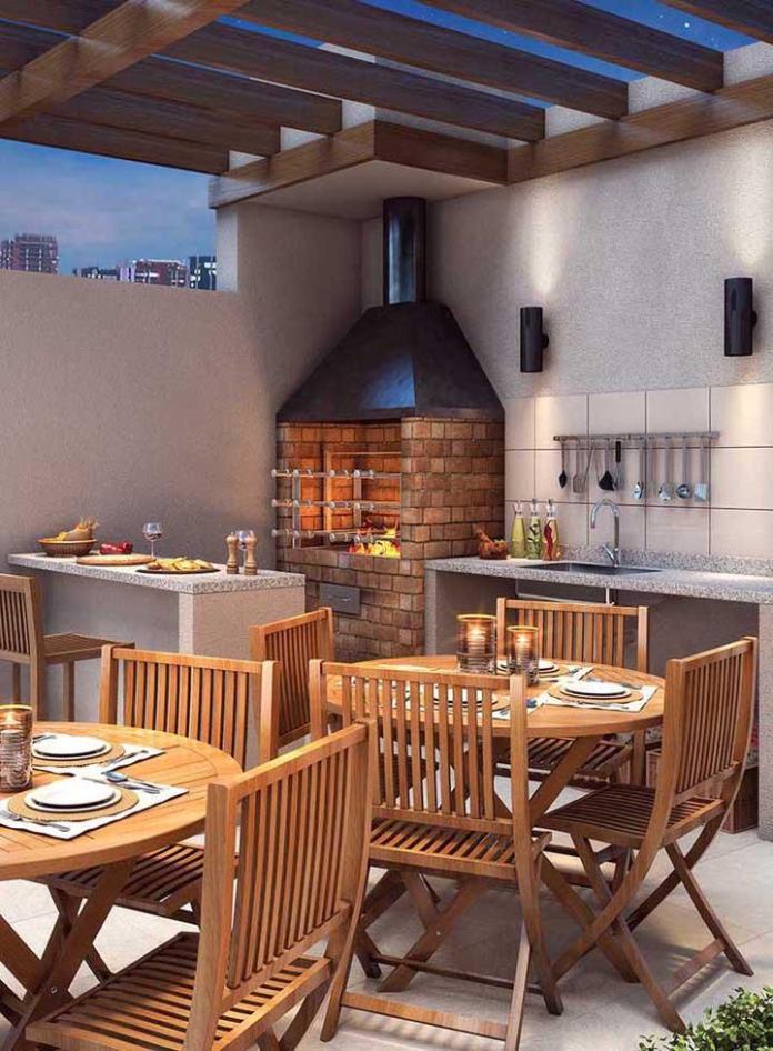 image55-3 | Мангал, гриль, печь, барбекю: 60 идей для вашего загородного дома