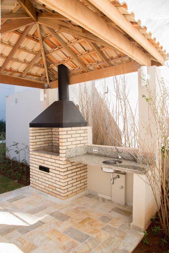 image57-3 | Мангал, гриль, печь, барбекю: 60 идей для вашего загородного дома
