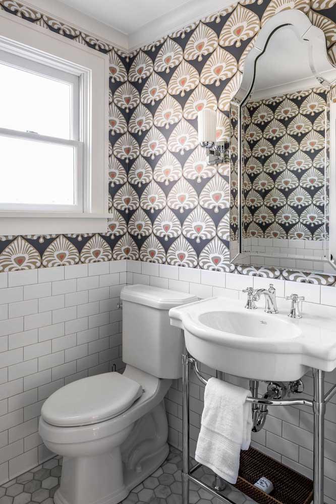 image57-4 | 60 идей обоев в туалет