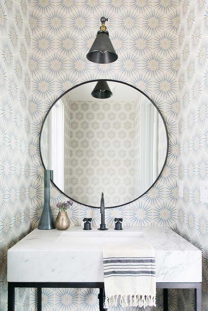 image65-1 | 60 идей обоев в туалет