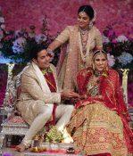 عروسی پسر سرمایه دار ترین مرد هندوستان