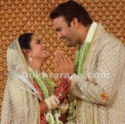 صد میلیون دالر : قیمتی ترین عروسی هندوستان
