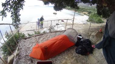 Best camping spot ever - Astakos