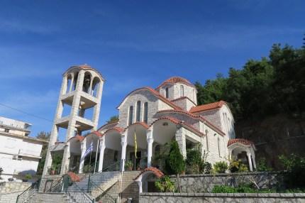 1st Sunday @ St. Spyridon church - Igumenitsa