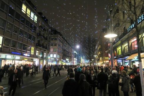 Beautiful Zurich I