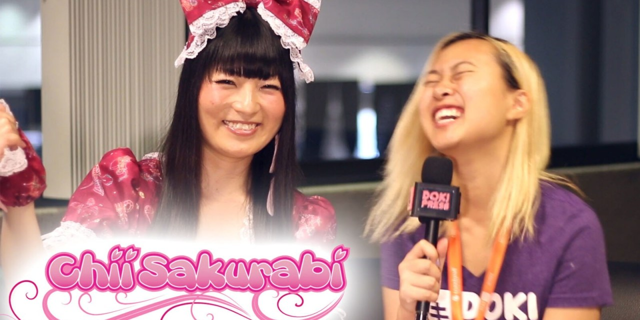 Chii Sakurabi talks J-Pop and her new Album Angelic Dream at Anime Expo 2016