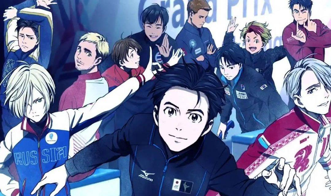 Yuri on Ice Perfumes… Now you can SMELL Yuri On Ice!
