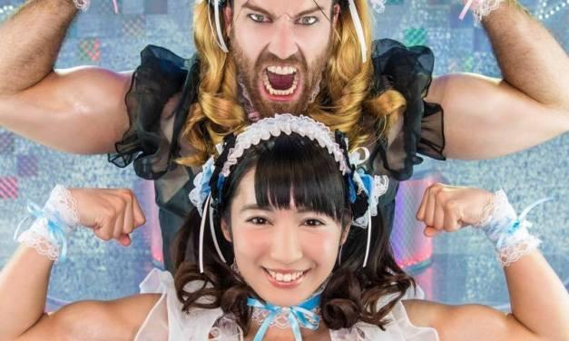 Ladybeard starts new group: Deadlift Lolita with Reika Saiki