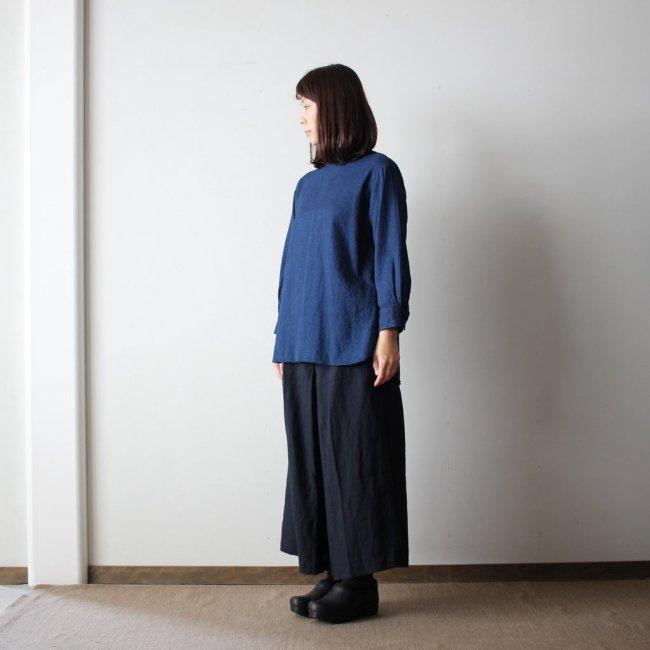 BLUE BLUE JAPAN プルオーバーシャツ