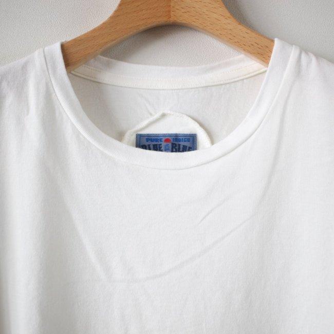 サップルテンジクハーフスリーブTシャツ #natural