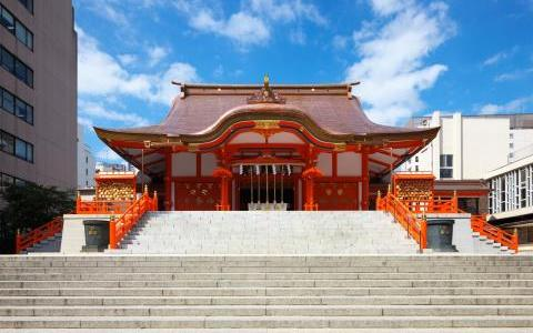 【新宿】花園神社のどんど焼きの時間とアクセスを確認!2018年版