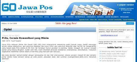 Prita di Jawa Pos