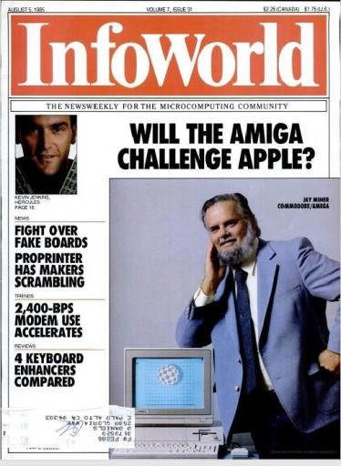 "Amiga w ""InfoWorld"""