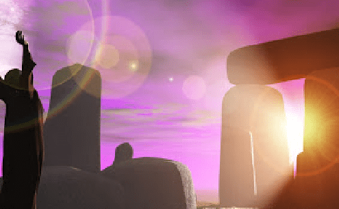 druid stonehenge
