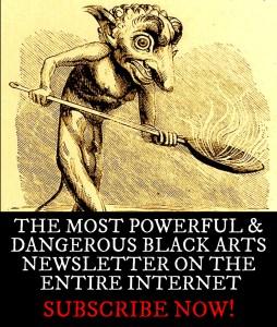 black arts newsletter