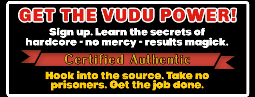 Vudu Power Newsletter