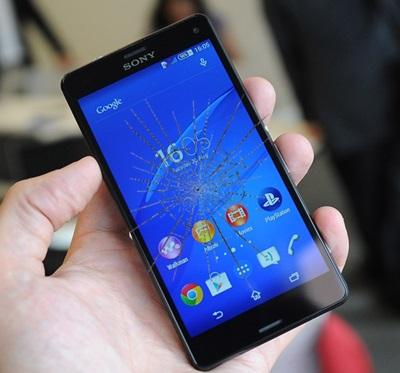Sony Xperia Z3 Compact Ekran Değişimi