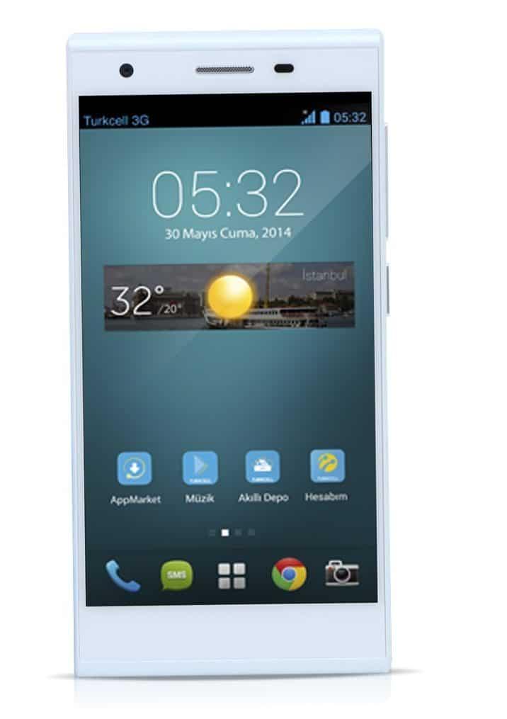 Turkcell T50 Ekran Değişimi