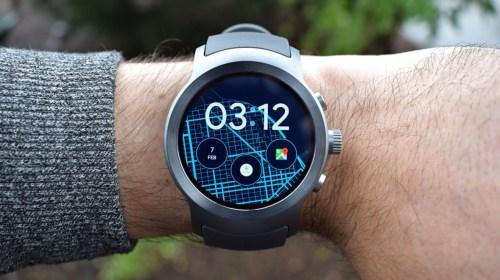 LG Watch Sport Android Akıllı Saat
