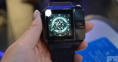 projektörlü akıllı saat haier asu 2