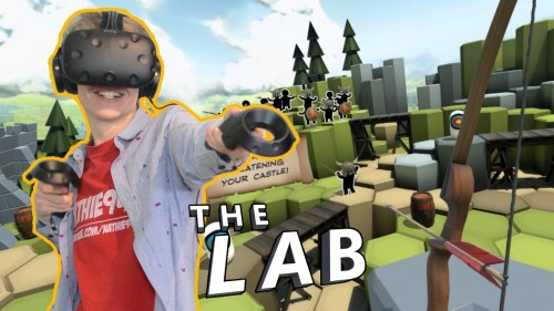 The Lab HTC Vive