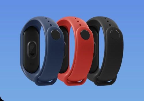 Xiaomi Mi Band 3 Tasarım