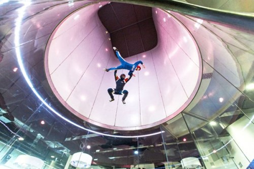 iFLY Indoor Skydiving VR