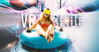 VRSlide İlk VR Su Kaydırağı