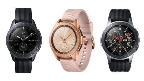 Samsung Galaxy Watch Tasarım