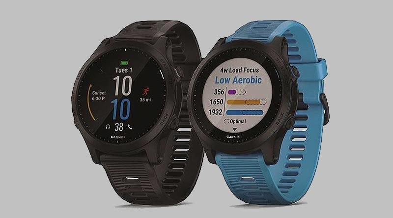 Garmin-Forerunner-945-Akıllı-Saat-Tasarım