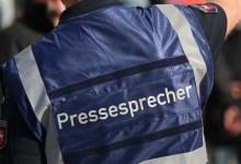 Symbolfoto Polizei-Pressesprecher