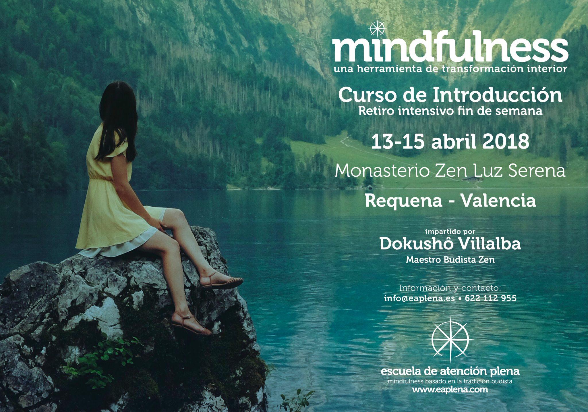 Curso de introducción al mindfulness basado en la tradición budista