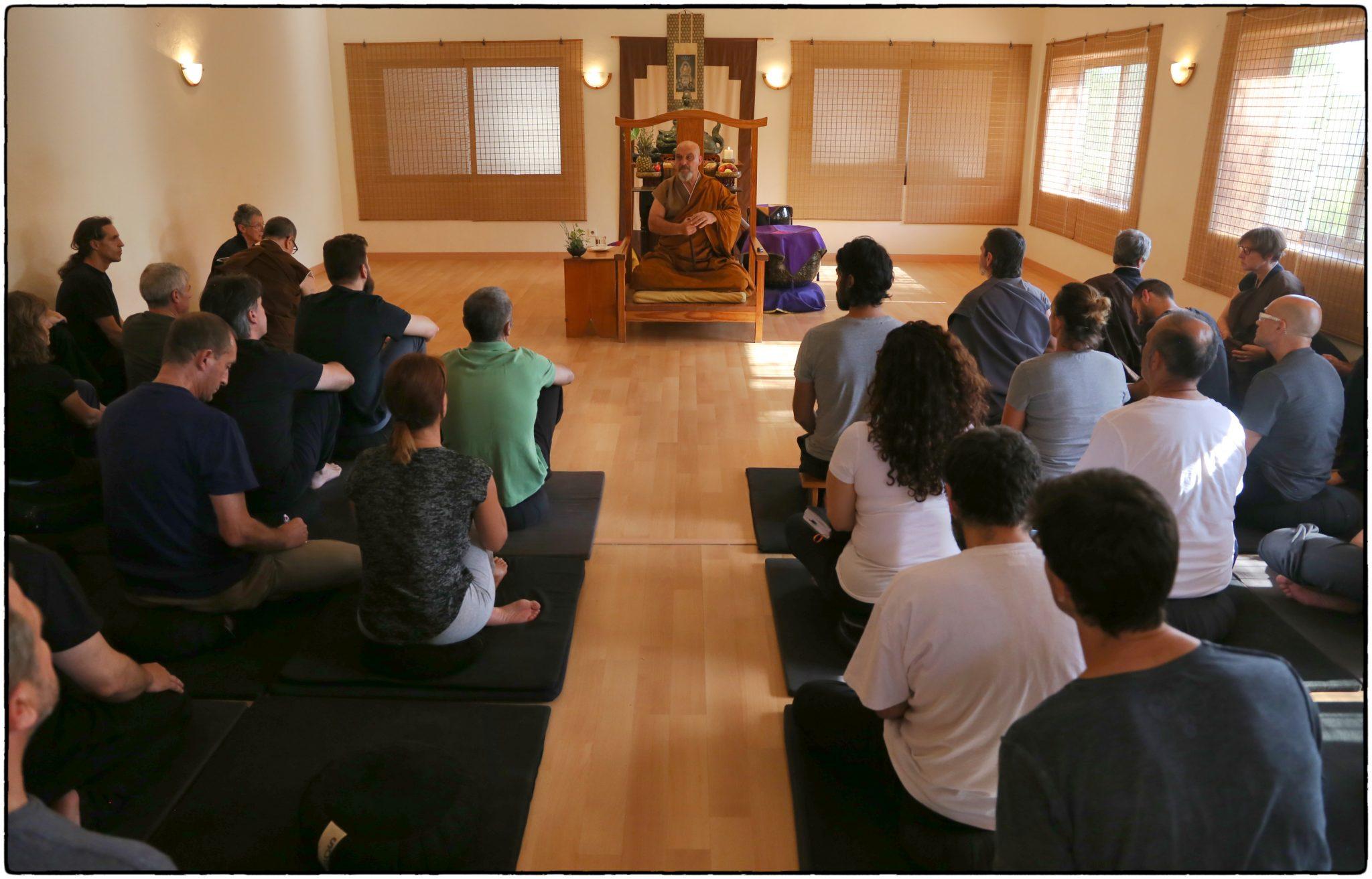 ¿Tiene sentido el zen?